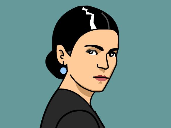 Image for Frida Kahlo