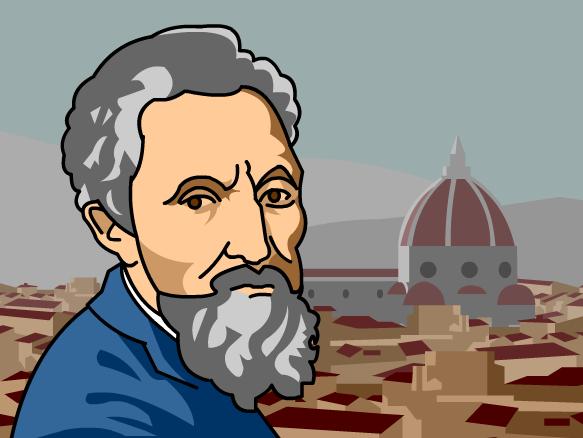 Image for Michelangelo Buonarroti