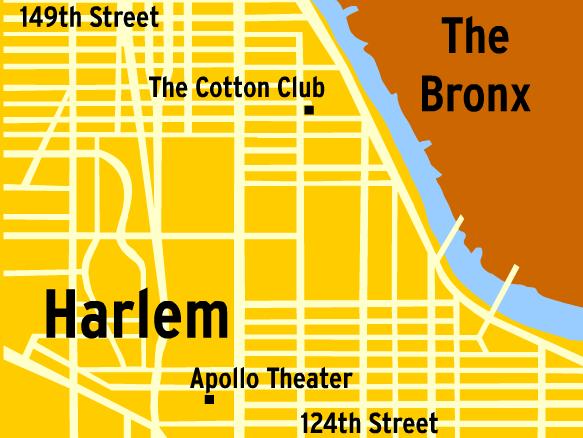 Harlem Renaissance Lesson Plans and Lesson Ideas – Harlem Renaissance Worksheet