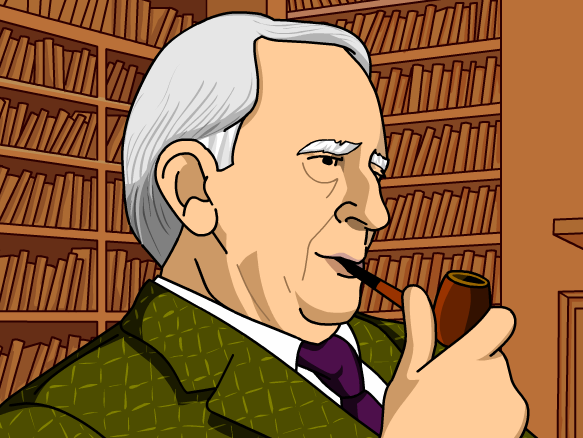 Image for J. R. R. Tolkien