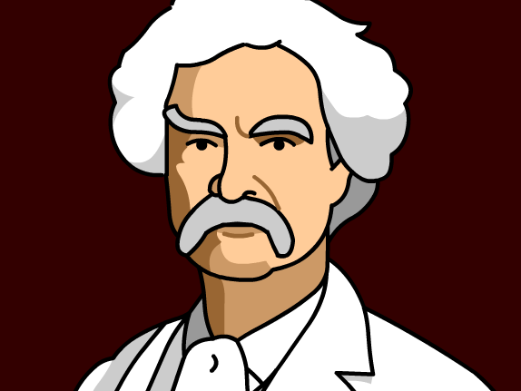 Image for Mark Twain