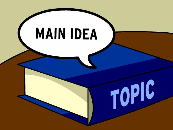 Main Idea Brainpop