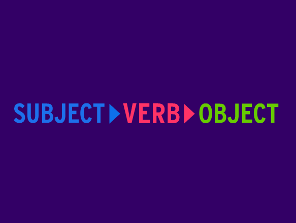 Image for Active and Passive Voice