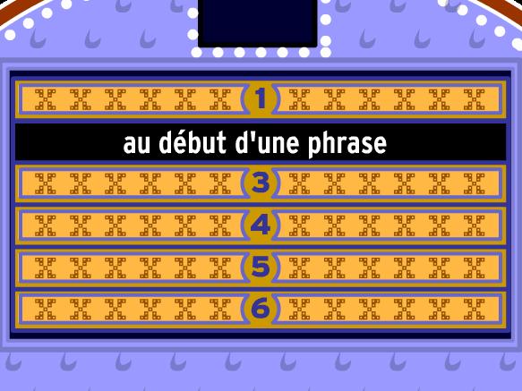 Image for Emploi des majuscules