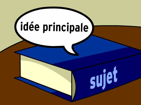 Image for Idée principale