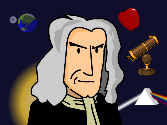 Image for Isaac Newton