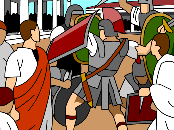 Image for Chute de l'Empire romain