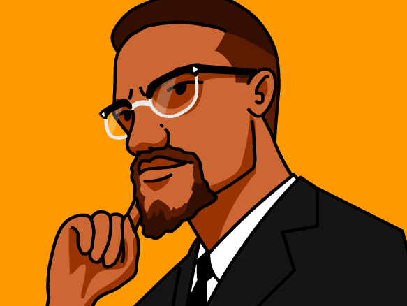 Image for Malcolm X