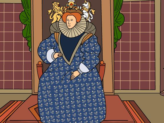 Image for Reine Elisabeth 1ère