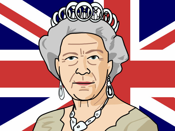 Image for Reine Elisabeth II