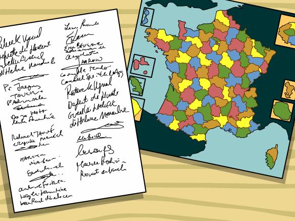 Image for Élections présidentielles