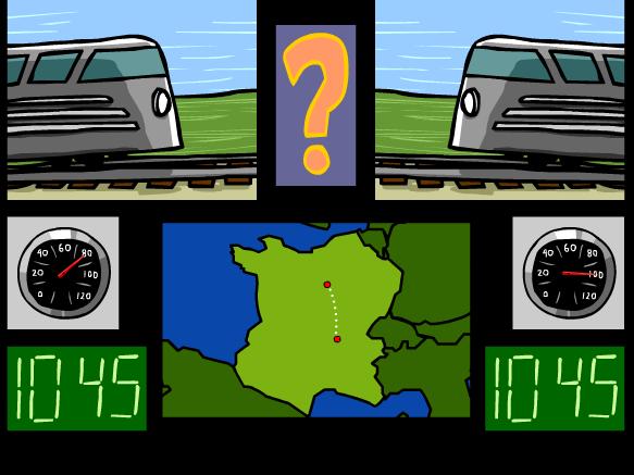 Image for Distance, vitesse, temps