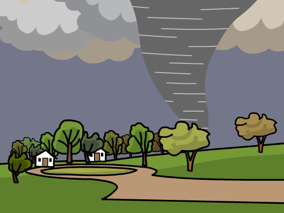 Image for Tornades