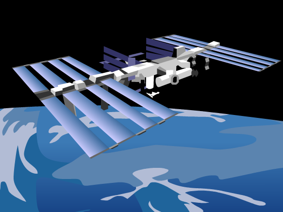 Image for Station spatiale internationale