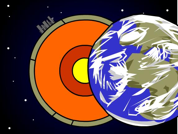 Image for Structure interne de la Terre
