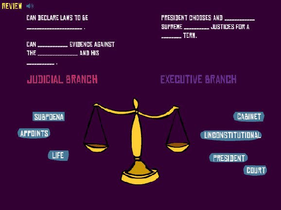 Slideshow image for Checks and Balances