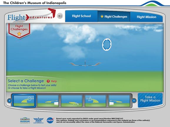 Slideshow image for CSI: Flight Adventure's Flight School