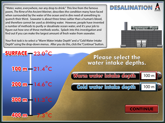 Image for Desalination