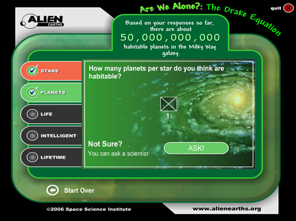 Slideshow image for Drake Equation
