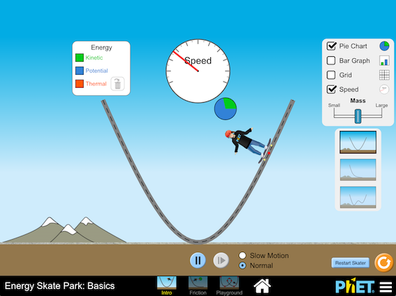 Energy on a Roller Coaster - Activity - www.teachengineering.org
