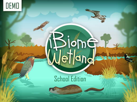 Image for iBiome-Wetland School Edition