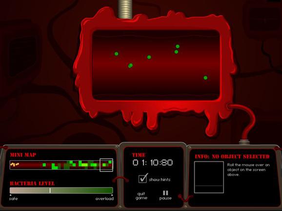 Slideshow image for Immune System Defender