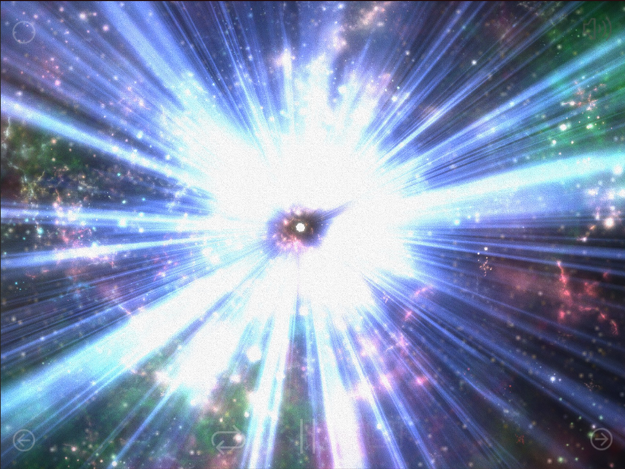 Image for Journey Through an Exploded Star
