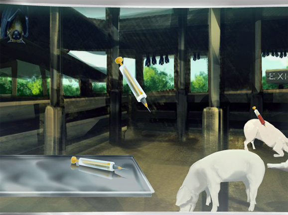 Slideshow image for MedMyst Animal Alert!