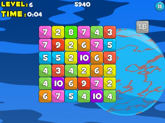 Slideshow image for Multiplication Blocks