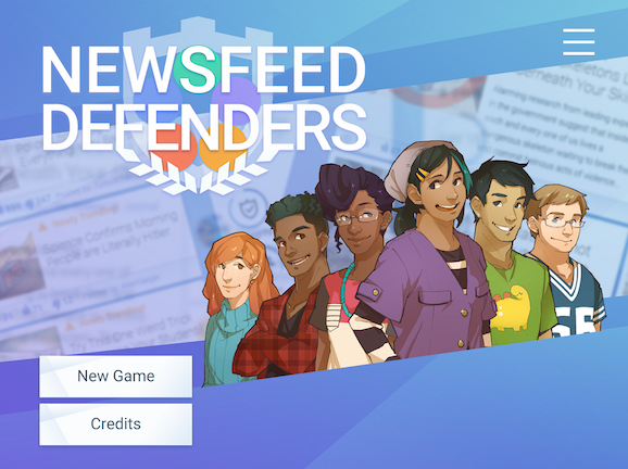 Slideshow image for Newsfeed Defenders