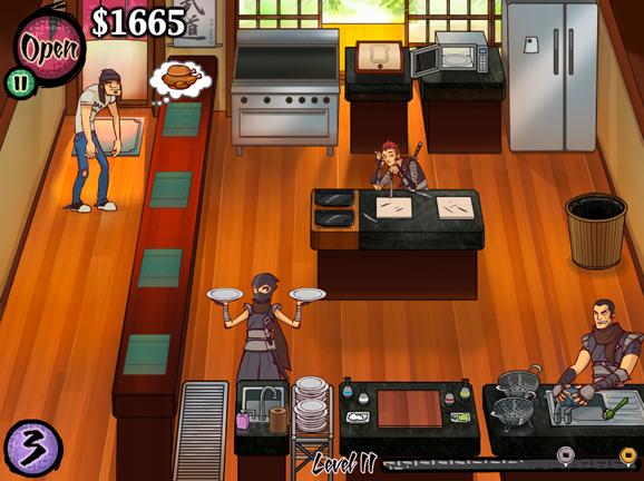 Slideshow image for Ninja Kitchen