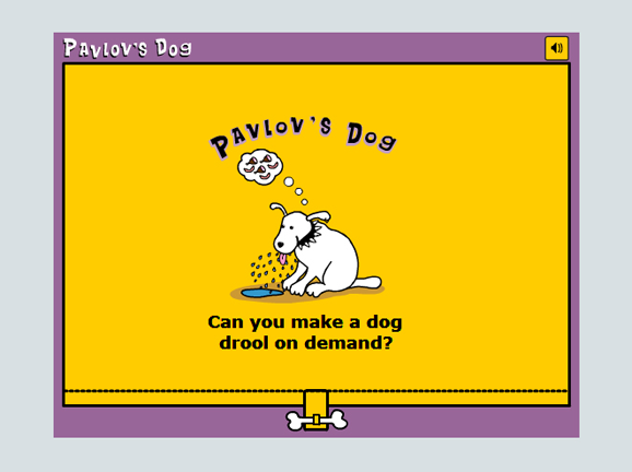 Slideshow image for Pavlov's Dog