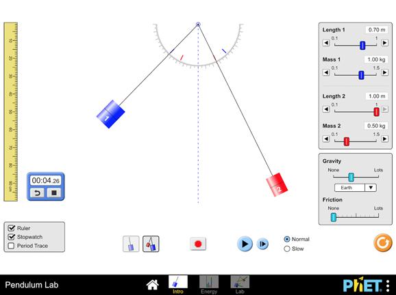 Image for Pendulum Lab