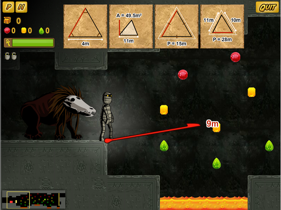 Slideshow image for Pyramid Panic