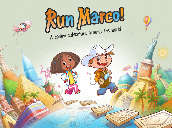 Run Marco! - GameUp - BrainPOP