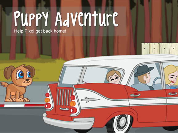 Image for Tynker: Puppy Adventure