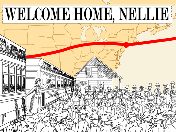 Image for Nellie Bly