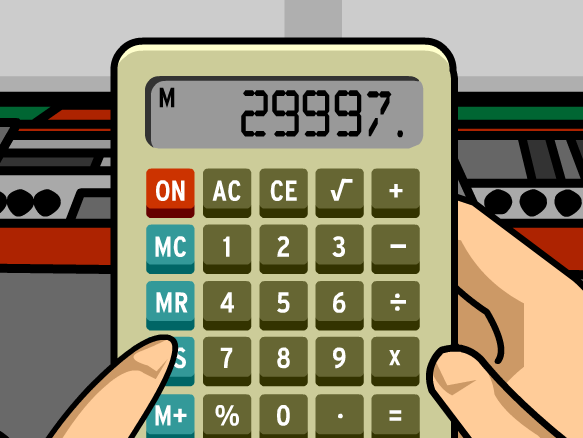 Image for Using a Calculator