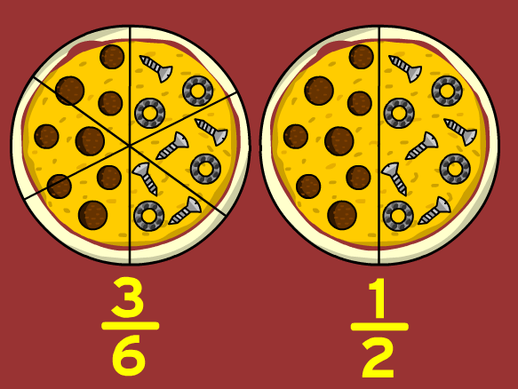 Image for Simplifying Fractions