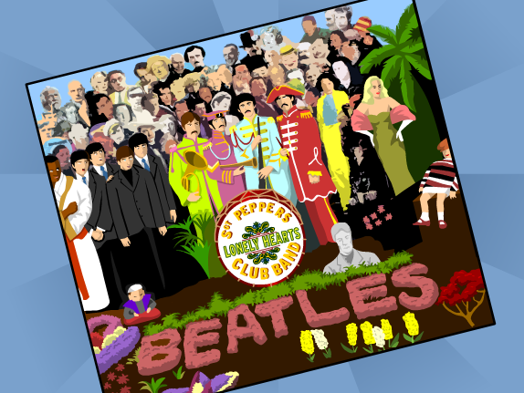 Image for Los Beatles