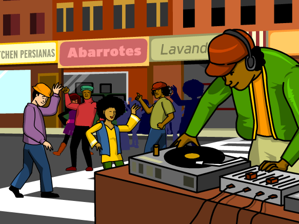 Image for Hip Hop y Rap