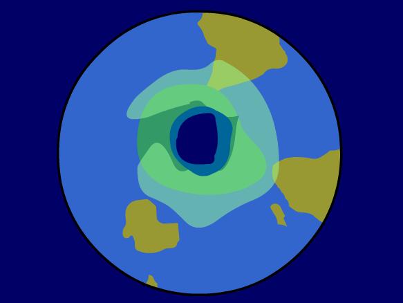 Image for Capa de Ozono