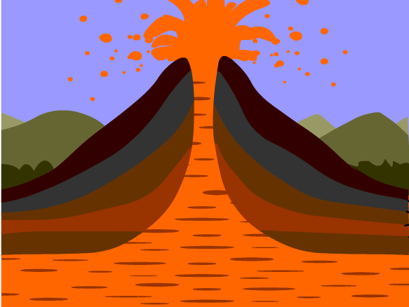 Image for Volcanes