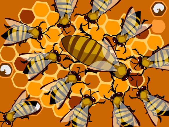 Image for Abejas