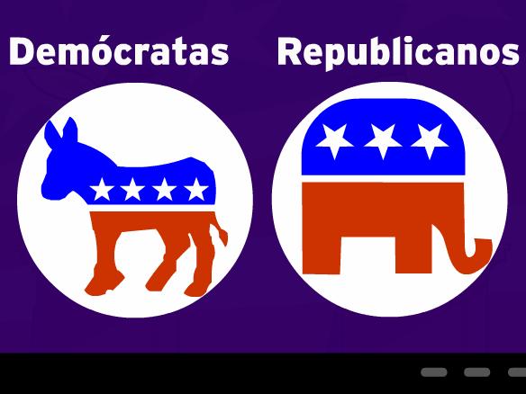 Image for Elecciones Presidenciales de E.U.