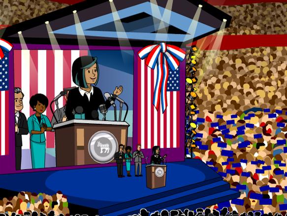 Image for Primarias y Caucus
