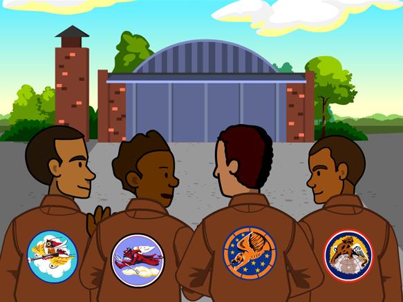 Image for Aviadores de Tuskegee