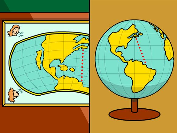 Image for Proyecciones Cartográficas
