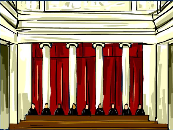 Image for Corte Suprema de E.U.