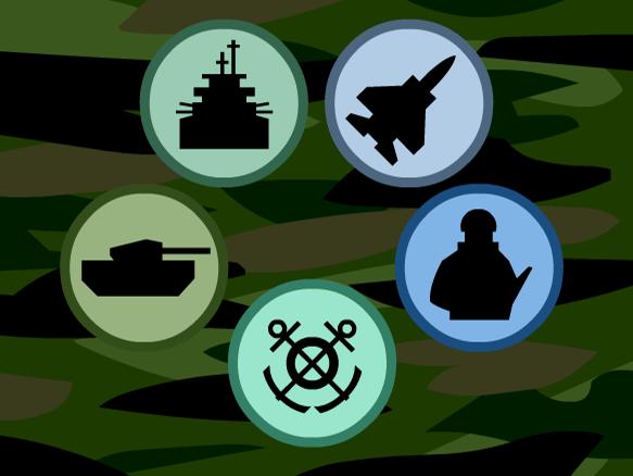 Image for Fuerzas Armadas de E.U.